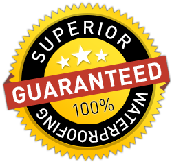guaranteed superior waterproofing - WOODSEAL PRO