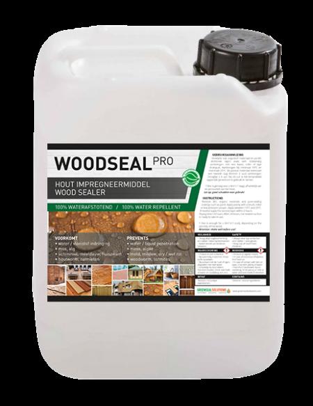 Woodseal Pro, wood treating, wood impregnating, wood waterproofing