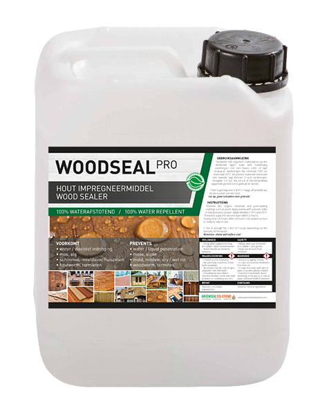 Woodseal Pro, wood treating, wood impregnating, wood waterproofing